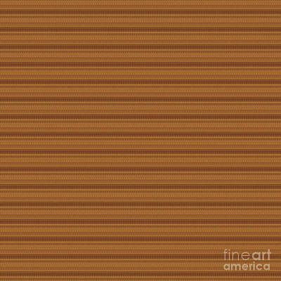 Painting - Template Diy Background Sparkle Golden Brown Stripes Crystal Stone Blank Sheet Art Download Lowprice by Navin Joshi