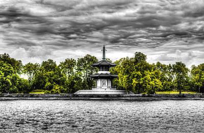 Photograph - The Pagoda by David Pyatt