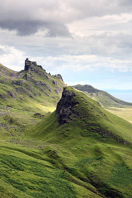 Fine Dining - The Quiraing by Grant Glendinning