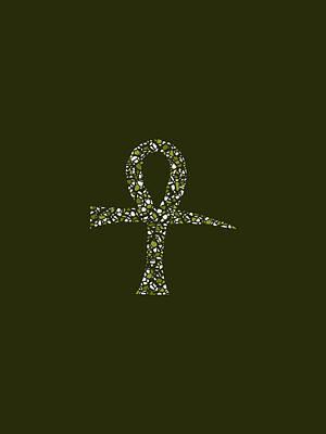 Cipher Digital Art - The Remnant by R L Dunbar
