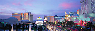 Consumption Photograph - The Strip, Las Vegas, Nevada, Usa by Panoramic Images