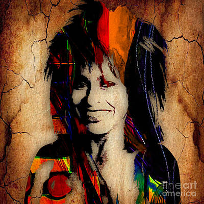 Tina Turner Collection Art Print