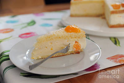 Photograph - Torte by Angela Kail