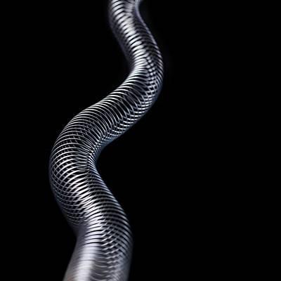 Transverse Wave Art Print
