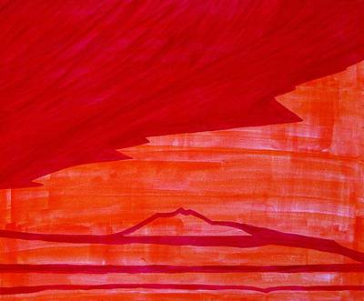 Painting - Tres Orejas Original Painting by Sol Luckman