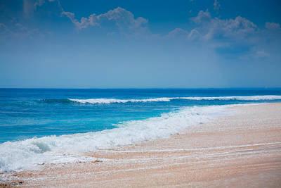 Bali Photograph - Tropical Sand Beach by Modern Art Prints