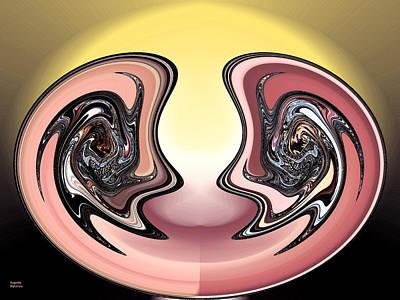 Digital Art - Untitled 19 by Augusta Stylianou