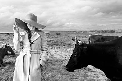 Farms Photograph - Untitled by Mikhail Potapov