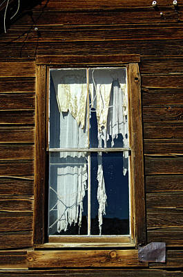 Miners Ghost Photograph - Usa, California, Bodie State Historic by Jaynes Gallery