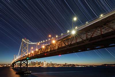 Josh Photograph - Usa, California, San Francisco by Jaynes Gallery