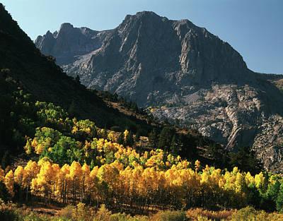 High Sierra Photograph - Usa, California, Sierra Nevada by Christopher Talbot Frank