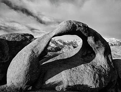 Large Format Photograph - Usa, California, Sierra Nevada Mountains by Jaynes Gallery