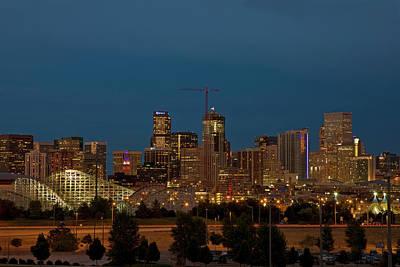 Roller Coaster Photograph - Usa, Colorado, Denver by Jaynes Gallery