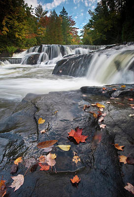 Upper Peninsula Photograph - Usa, Michigan, Upper Peninsula by Jaynes Gallery