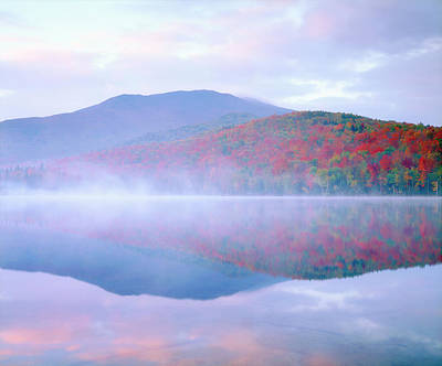 Algonquin Photograph - Usa, New York, Adirondack Mountains by Jaynes Gallery