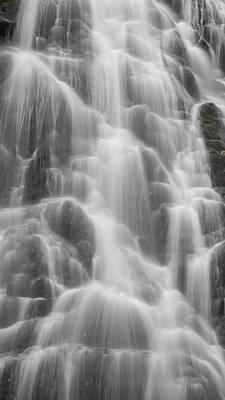 Blue Ridge Parkway Waterfalls Photograph - Usa, North Carolina, Blue Ridge Parkway by Jaynes Gallery