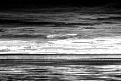 Juan De Fuca Photograph - Usa, Washington Sunrise On Strait by Jaynes Gallery