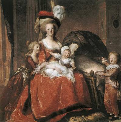 Marie Louise Photograph - Vigee-lebrun, Elisabeth 1755-1842 by Everett