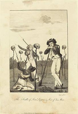 William Blake After John Gabriel Stedman British Art Print