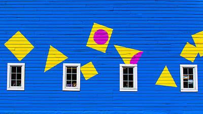 Photograph - 4 Windows by Thomas Hall