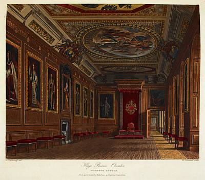 Aristocrat Photograph - Windsor Castle by British Library