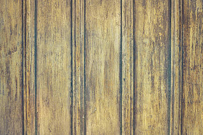 Shiny Floors Photograph - Wooden Background by Tom Gowanlock