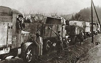 World War I Surrender Art Print
