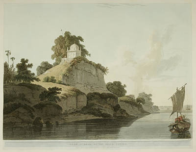 Ganges Photograph - Antiquities Of India by British Library
