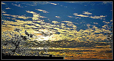 Photograph - Clouds Clouds And Clouds by Anand Swaroop Manchiraju
