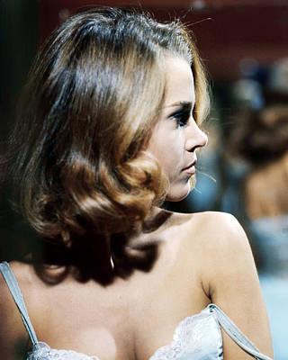 Jane Fonda Art Print