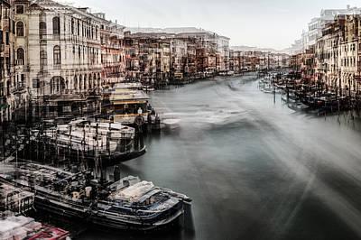 Venice Photograph - Untitled by Massimo Della Latta