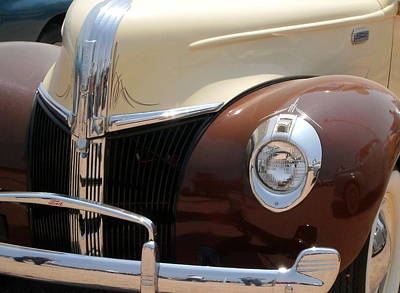 Photograph - 41 Ford Pickup by Trent Mallett