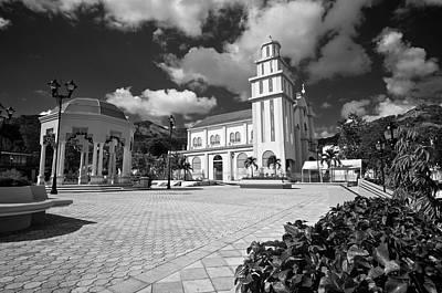 Photograph - 4163 Villalba Bw by Ricardo J Ruiz de Porras