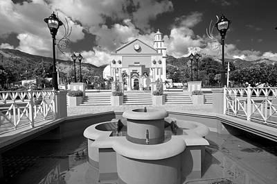 Photograph - 4186 Villalba Bw by Ricardo J Ruiz de Porras
