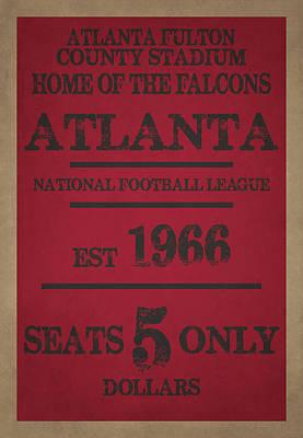 Atlanta Iphone Cases Photograph - Atlanta Falcons by Joe Hamilton