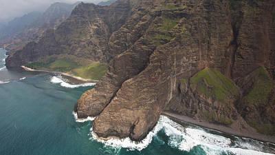 Photograph - Na Pali Coast by Steven Lapkin