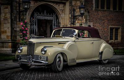 Photograph - 42 Packard by Ronald Grogan