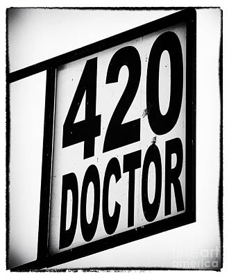 Panam Photograph - 420 Doctor by John Rizzuto