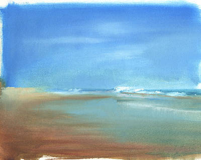Summer Fun Painting - Rcnpaintings.com by Chris N Rohrbach