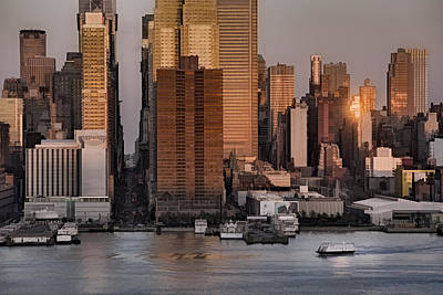 New York City Skyline Photograph - 42nd Street Times Square by Susan Candelario