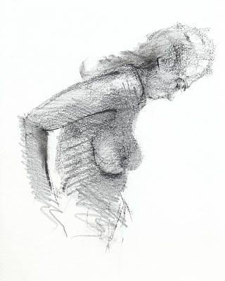 Wall Art - Drawing - Rcnpaintings.com by Chris N Rohrbach