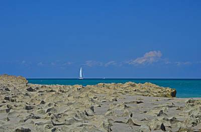 Photograph - 44- Come Sail Away by Joseph Keane
