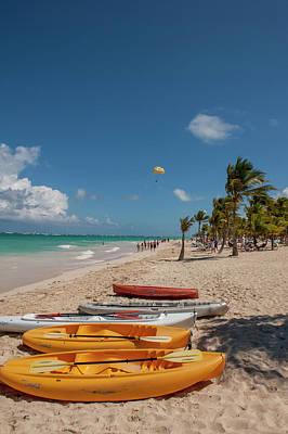 Dominican Republic, Punta Cana, Higuey Art Print