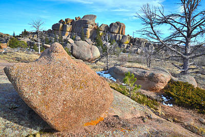 Book Quotes - Vedauwoo Rocks by Ray Mathis