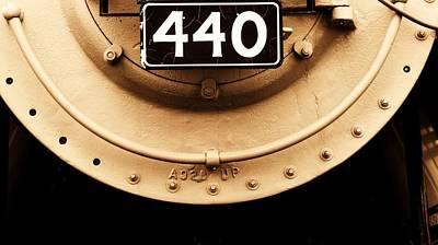 Train Photograph - 440 by Francesco Plazza