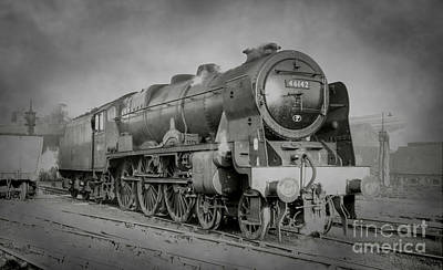 Photograph - 46142 At Newton Heath by David Birchall