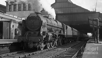 Photograph - 46155 The Lancer At Preston by David Birchall