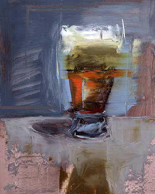 Beer Painting - Rcnpaintings.com by Chris N Rohrbach