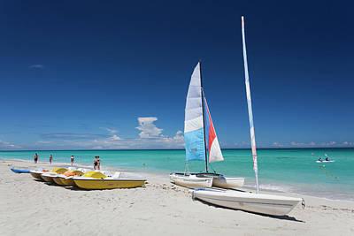 Cuba Photograph - Cuba, Matanzas Province, Varadero by Walter Bibikow