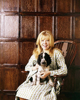 Photograph - Hayley Mills by Silver Screen